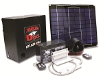 Solar Secured Solutions Trailer Security System