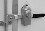 Cargo Door Lever Locks