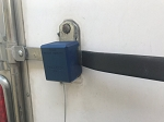 TL81A Hidden Shackle Padlock For Standard Swing Door Trailers